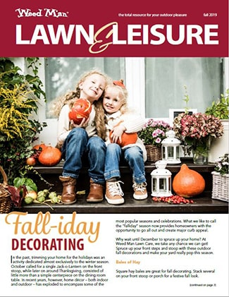 fall 2019 lawn and leisure magazine