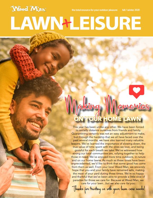 Lawn and Leisure Magazine